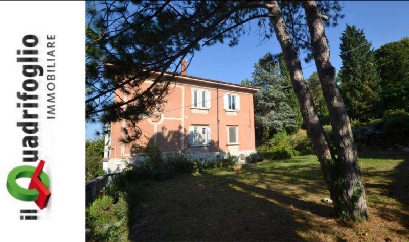 QUADRIFOGLIO IMMOBILIARE occasione vendita villa indipendente colle di chiadino Trieste