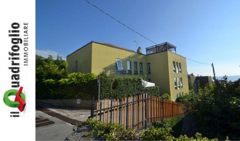 QUADRIFOGLIO IMMOBILIARE occasione vendita appartamento periferia est Trieste