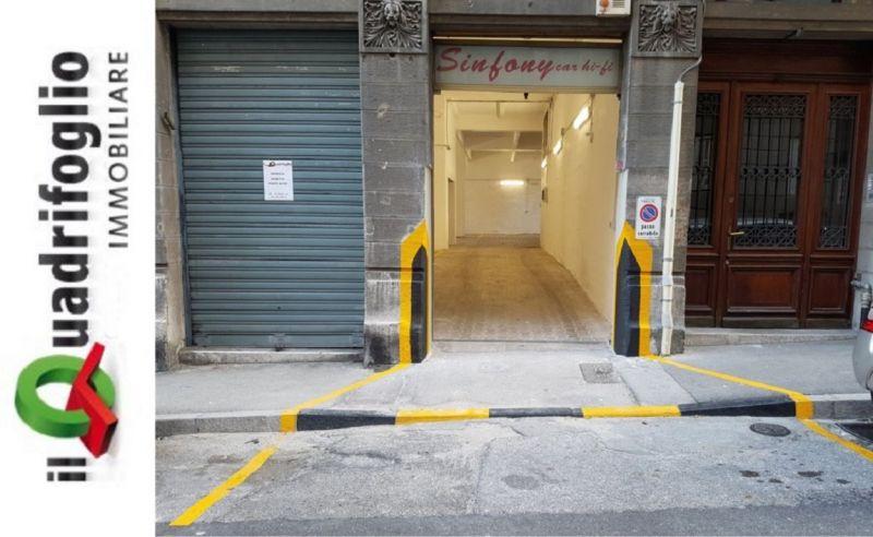 QUADRIFOGLIO IMMOBILIARE occasione vendita posti auto via Gatteri Trieste