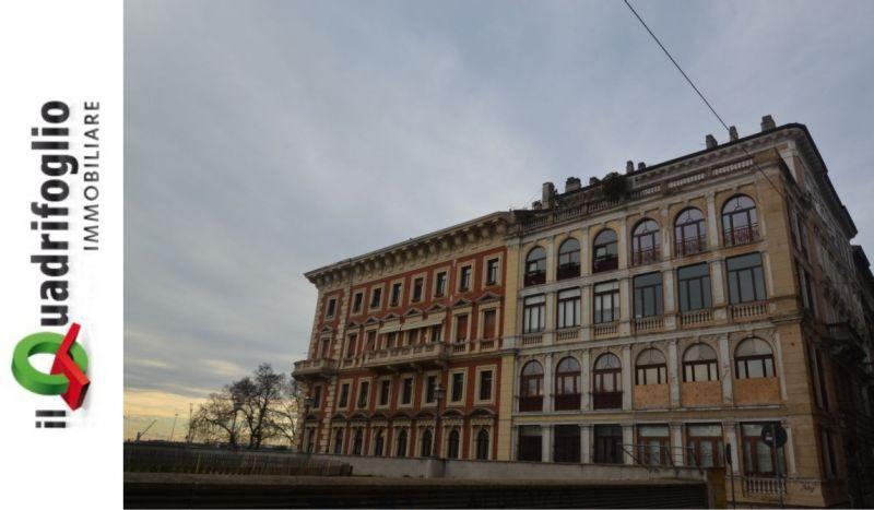 QUADRIFOGLIO IMMOBILIARE occasione vendita appartamento Via Boccaccio Trieste