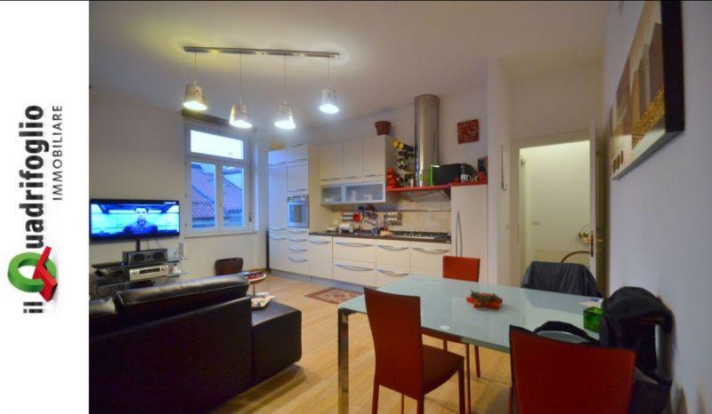 QUADRIFOGLIO IMMOBILIARE occasione vendita appartamento Via Mercato Vecchio Trieste
