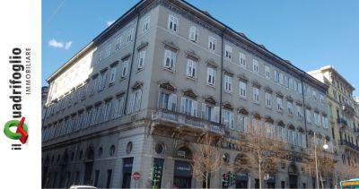 quadrifoglio immobiliare occasione vendita appartamento via palestrina trieste