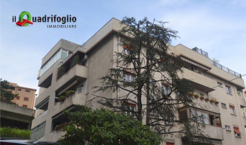 QUADRIFOGLIO IMMOBILIARE vendita trilocale tranquillo periferia est - promozione ampio appartamento