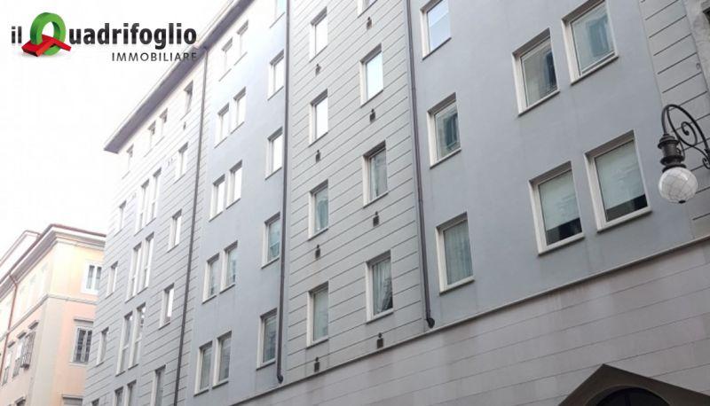QUADRIFOGLIO IMMOBILIARE affitto trilocale privo di barriere architettoniche moderno