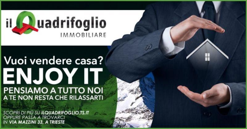 offerta le migliori soluzioni per la vendita appartamenti Trieste - IMMOBILIARE IL QUADRIFOGLIO