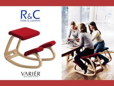 offerta sedute varier promozione postura corretta relax e comfort