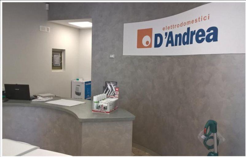 Promozione elettrodomestici - Offerta assistenza elettrodomestici - Elettrodomestici D'Andrea