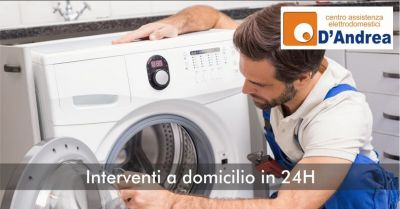 offerta riparazione e assistenza elettrodomestici di ogni marca pistoia