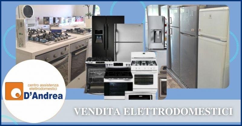 promozione Elettrodomestici Vendita al Dettaglio a Pistoia - ELETTRODOMESTICI D ANDREA