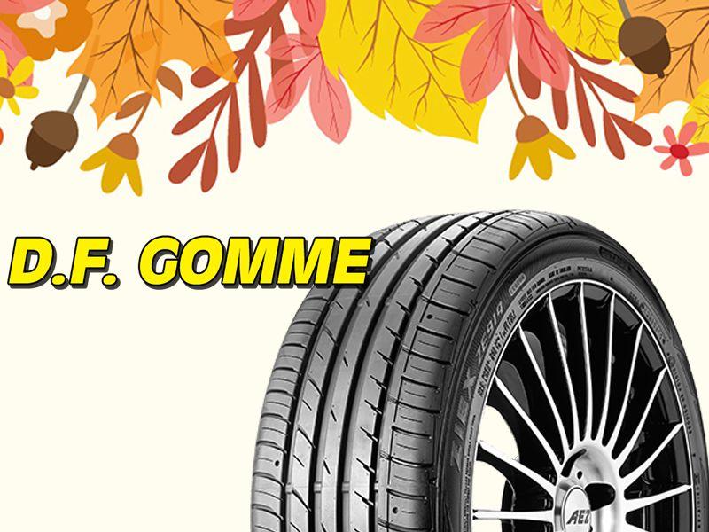 Cambio pneumatici - DF Gomme