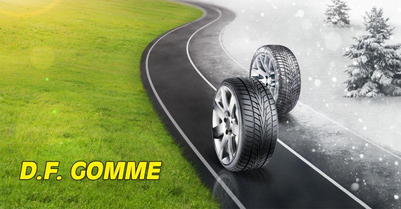 DF GOMME offerta cambio gomme novembre 2018 - promozione cambio pneumatici invernali