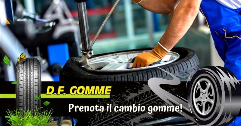 Offerta cambio gomme invernali 2020 Terni - Occasione sostituzione pneumatici invernali Terni