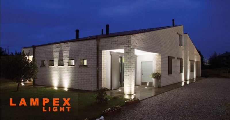 offerta vendita sistemi luce da esterno a Piacenza - occasione luci led per esterno a Piacenza