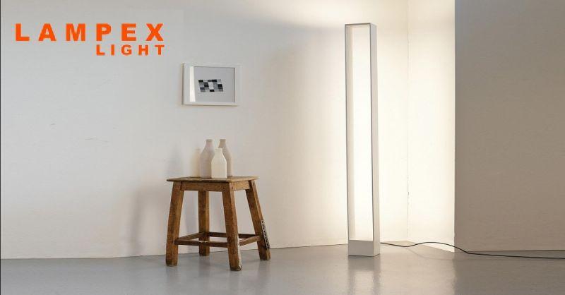 LAMPEX LIGHT offerta piantana TRU FLOOR marca Nemo - occasione TRU lampada da terra a Piacenza