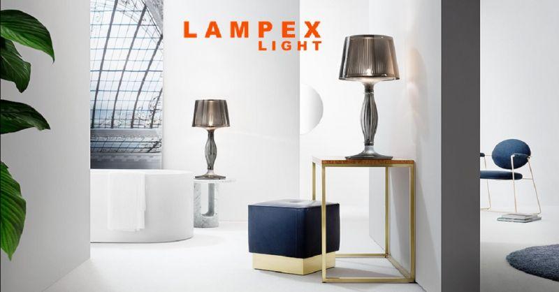 LAMPEX LIGHT offerta Slamp lampada da tavolo Liza - occasione lampade in offerta a Piacenza