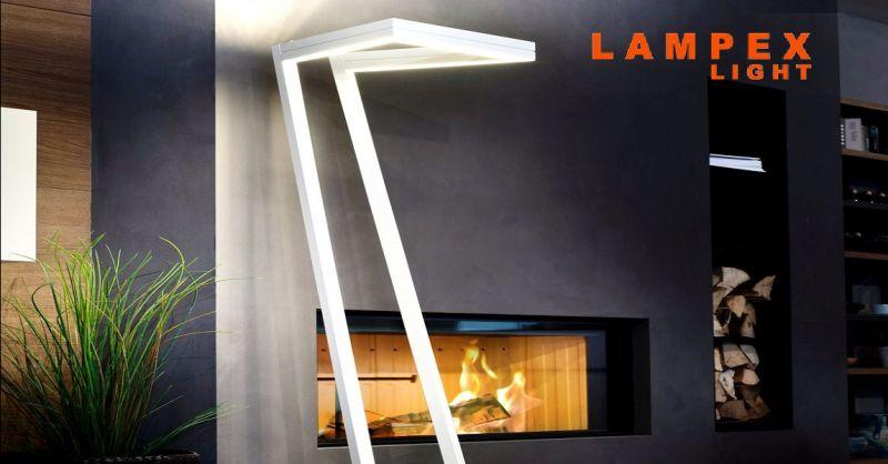 LAMPEX LIGHT offerta lampada da terra Selene My Way - occasione lampade da terra in offerta