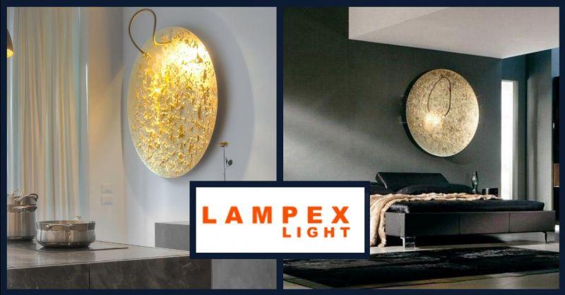 LAMPEX LIGHT offerta lampada Catellani&Smith - occasione lampada da parete in offerta Piacenza