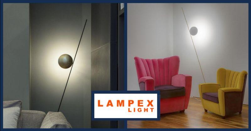 offerta vendita lampada piantana moderna a Piacenza - occasione lampada da terra in offerta