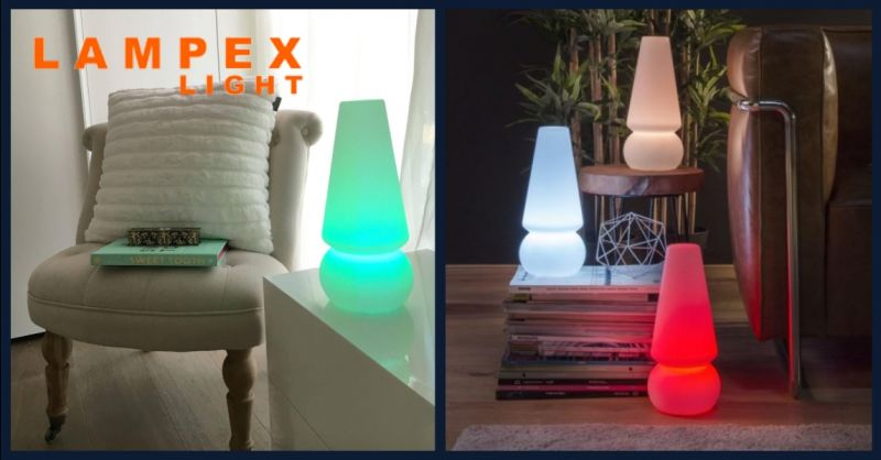 offerta lampade moderne senza fili Piacenza - occasione vendita lampade con ricarica induzione