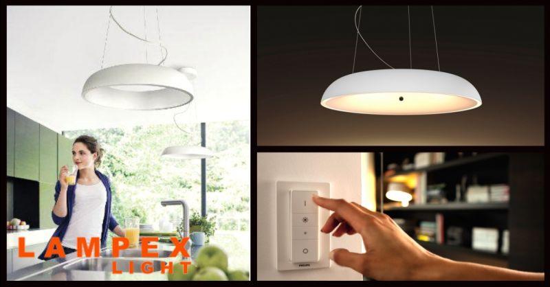 offerta vendita lampade con telecomando Piacenza - occasione lampade a sospensione led Piacenza