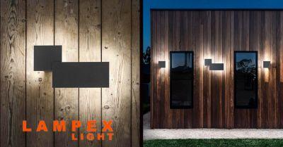 offerta lampade da esterno moderne piacenza occasione vendita lampade da parete esterne