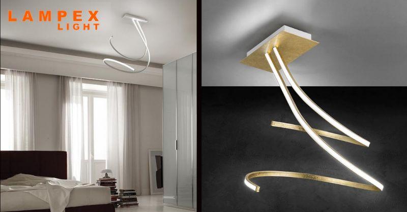offerta vendita lampada a soffitto moderna Piacenza - occasione lampadari led soffitto Piacenza
