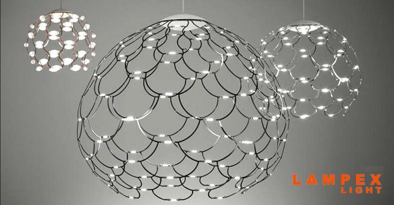 offerta vendita lampade Sforzin Illuminazione - occasione acquisto lampada sospensione moderna