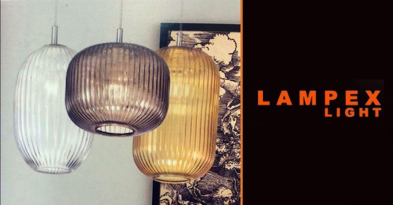 offerta acquisto lampade sospensione artigianali - occasione vendita lampade Metal Lux Piacenza