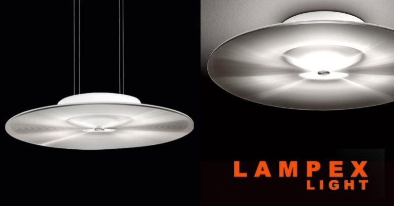 LAMPEX LIGHT - offerta vendita lampade di design per illuminazione interna Piacenza