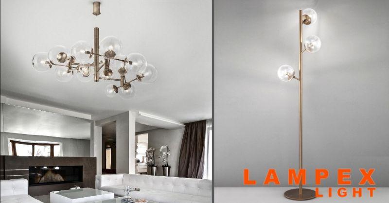 offerta vendita lampadari Global Metal Lux Piacenza - occasione acquisto lampade Metal Lux