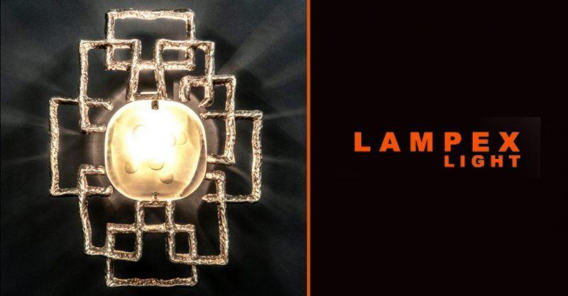 offerta vendita lampade da parete particolari Piacenza - occasione acquisto applique Esperia