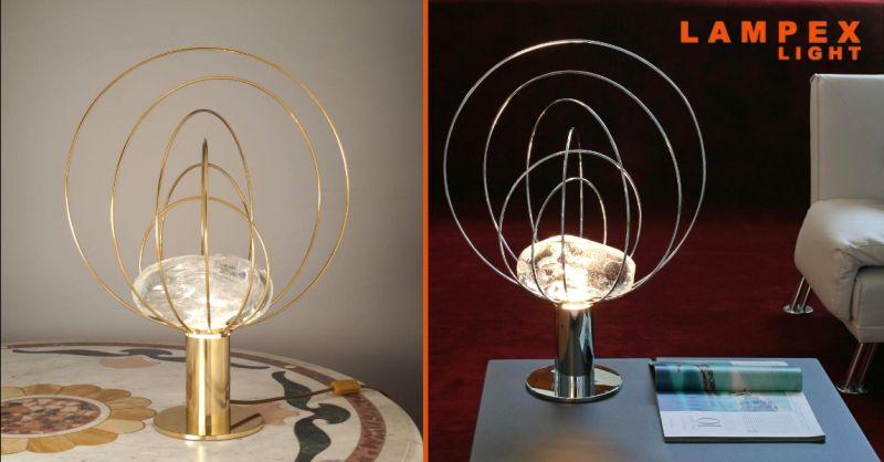 offerta acquisto lampada da tavolo Esperia Piacenza - occasione lampada scultura in vendita
