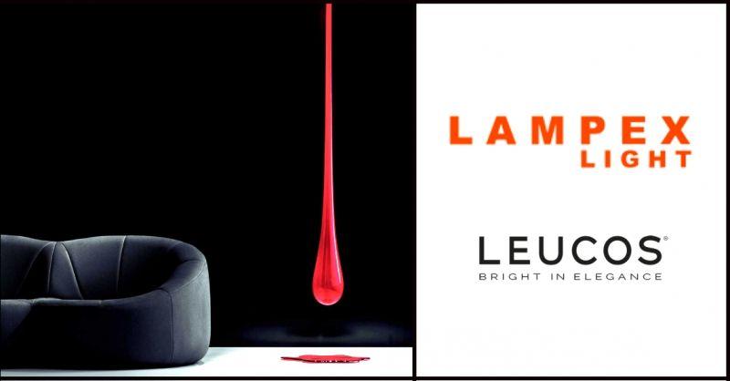 Promozione lampadari in vetro design Piacenza - offerta vendita lampade artistiche Lodi Cremona