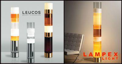 promozione vendita lampada da terra moderna piacenza offerta piantana in vetro lodi cremona