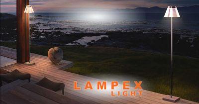 promozione lampada da terra pragma outdoor ghidini offerta vendita piantana da esterno cremona lodi