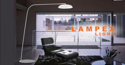 offerta lampada da terra reef de majo occasione vendita piantana di design in vetro metallo cremona lodi