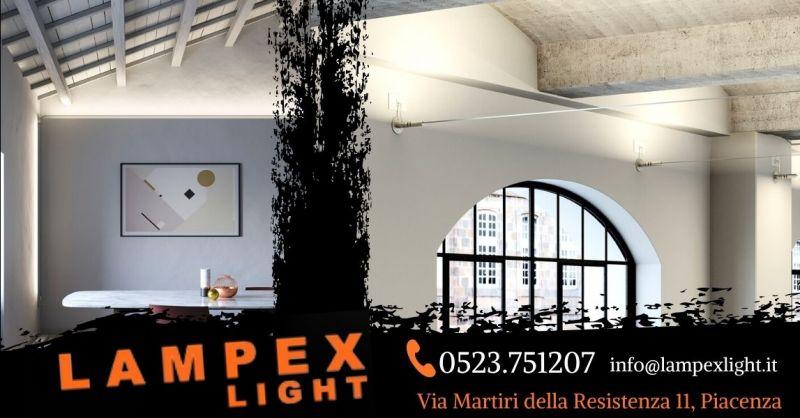 Offerta illuminazione strisce led soffitto Piacenza - Occasione vendita lampade led da soffitto Cremona Lodi