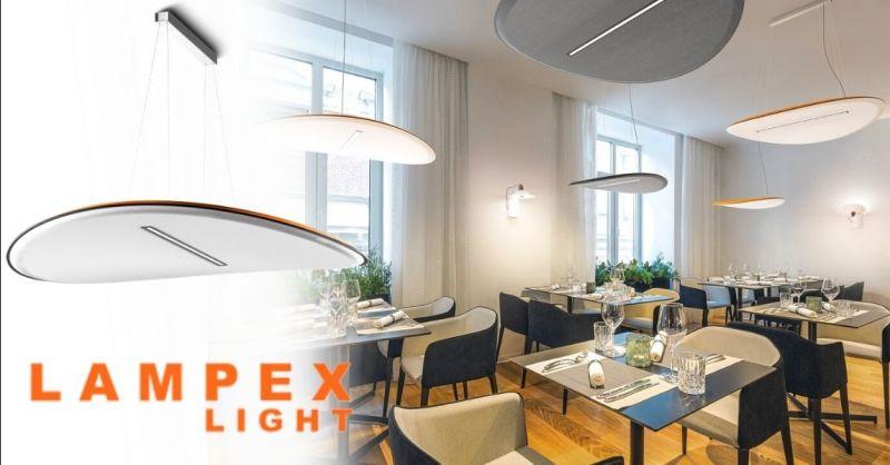 Offerta lampada elegante a sospensione Piacenza - Occasione lampada led soffitto con ottica diffusa Cremona Lodi