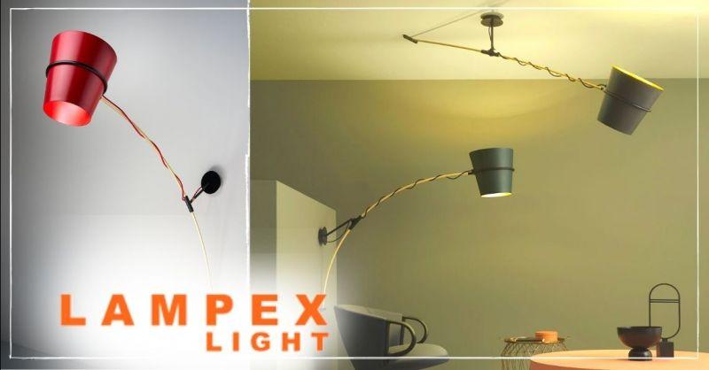 Offerta vendita lampade Zava da parete soffitto - Occasione lampada da parete per interni Cremona Lodi