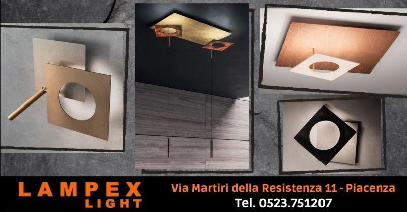 Offerta lampada a sospensione PETRA Icone - Occasione lampada da muro Icone Cremona