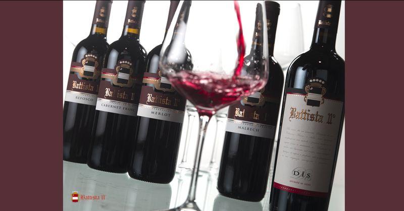Offerta produzione e  vendita di vino Udine - Occasione acquisto di vino online Udine