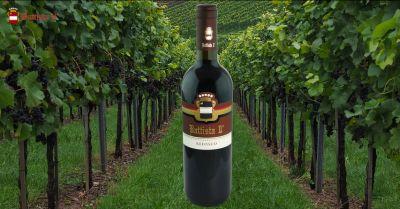 offerta vendita vino rosso udine occasione produzione e vendita di refosco udine