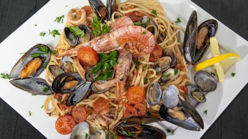 offerta ristorante specialita pesce occasione menu specialita pesce ristorante la perla schio