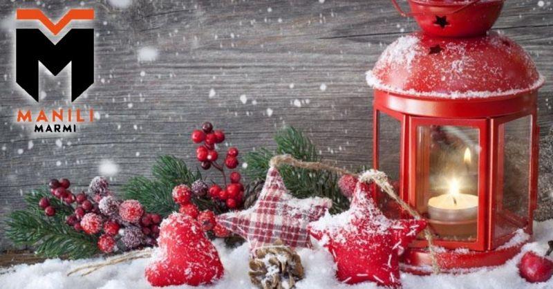 Manili Marmi offerta lavorazione marmo - promozione natalizia -30% sconto Terni