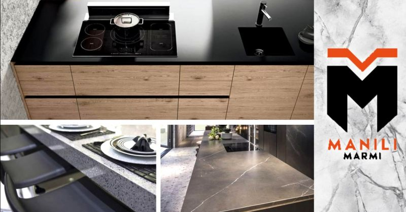 offerta progettazione cucine marmo Terni - occasione realizzazione top cucine su misura Terni