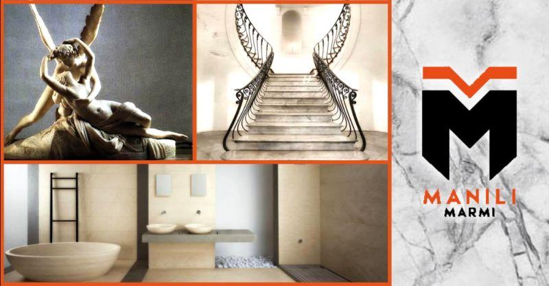 offerta produzione pavimenti in marmo Terni - occasione realizzazione rivestimenti in marmo