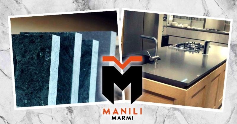 offerta progettazione piano cucina in marmo - occasione realizzazione top cucine in marmo Terni