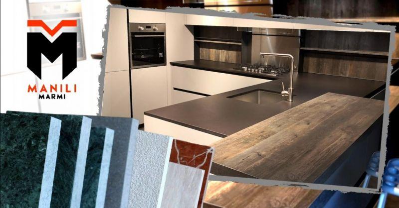 Offerta produzione artigianale top cucine - Occasione realizzazione top cucina su misura Terni