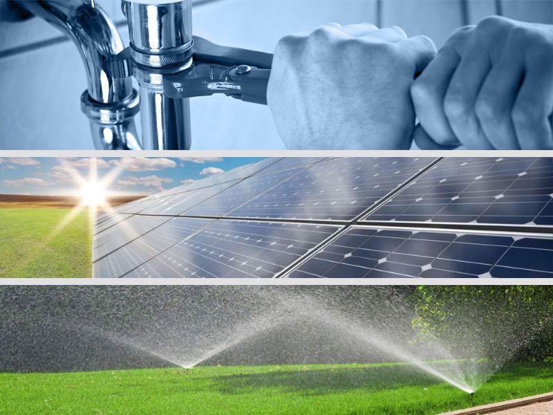 Promozione impianti termo idraulici Povegliano - Offerta Impianti di irrigazione- AesseImpianti