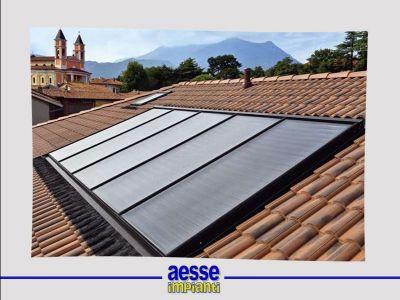 offerta impianti solari termici promozione pannelli solari aesse impianti